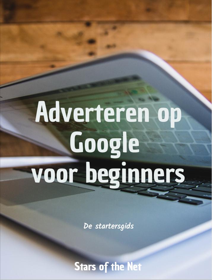 Adverteren op Google voor beginners