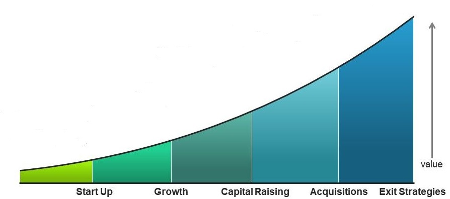 Omzet groei
